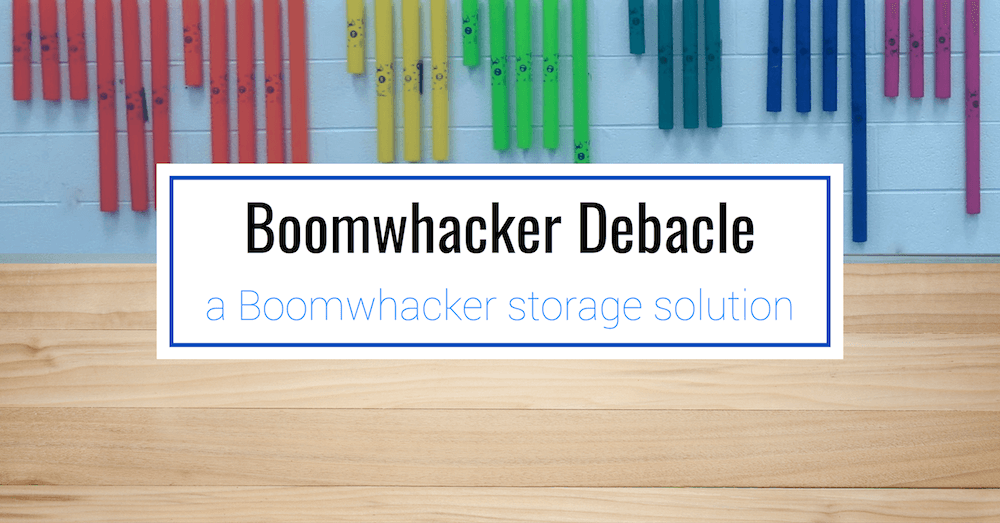 The Boomwhacker Debacle