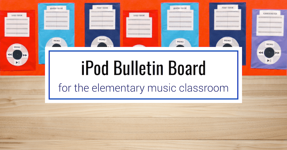 The ipod Bulletin Board