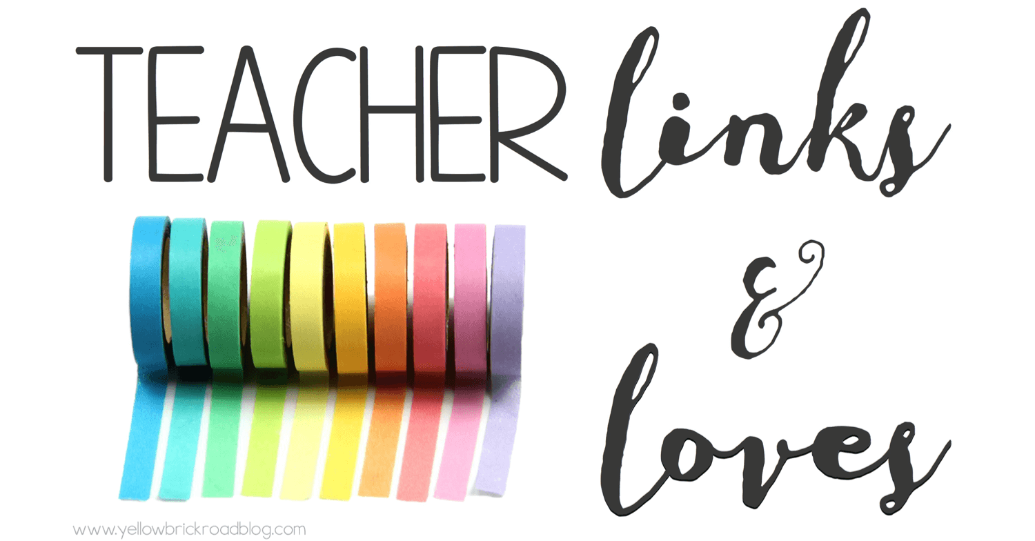 Teacher Links and Loves