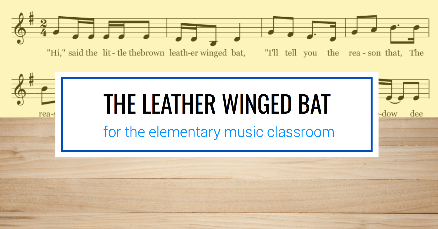 The Leather-Winged Bat