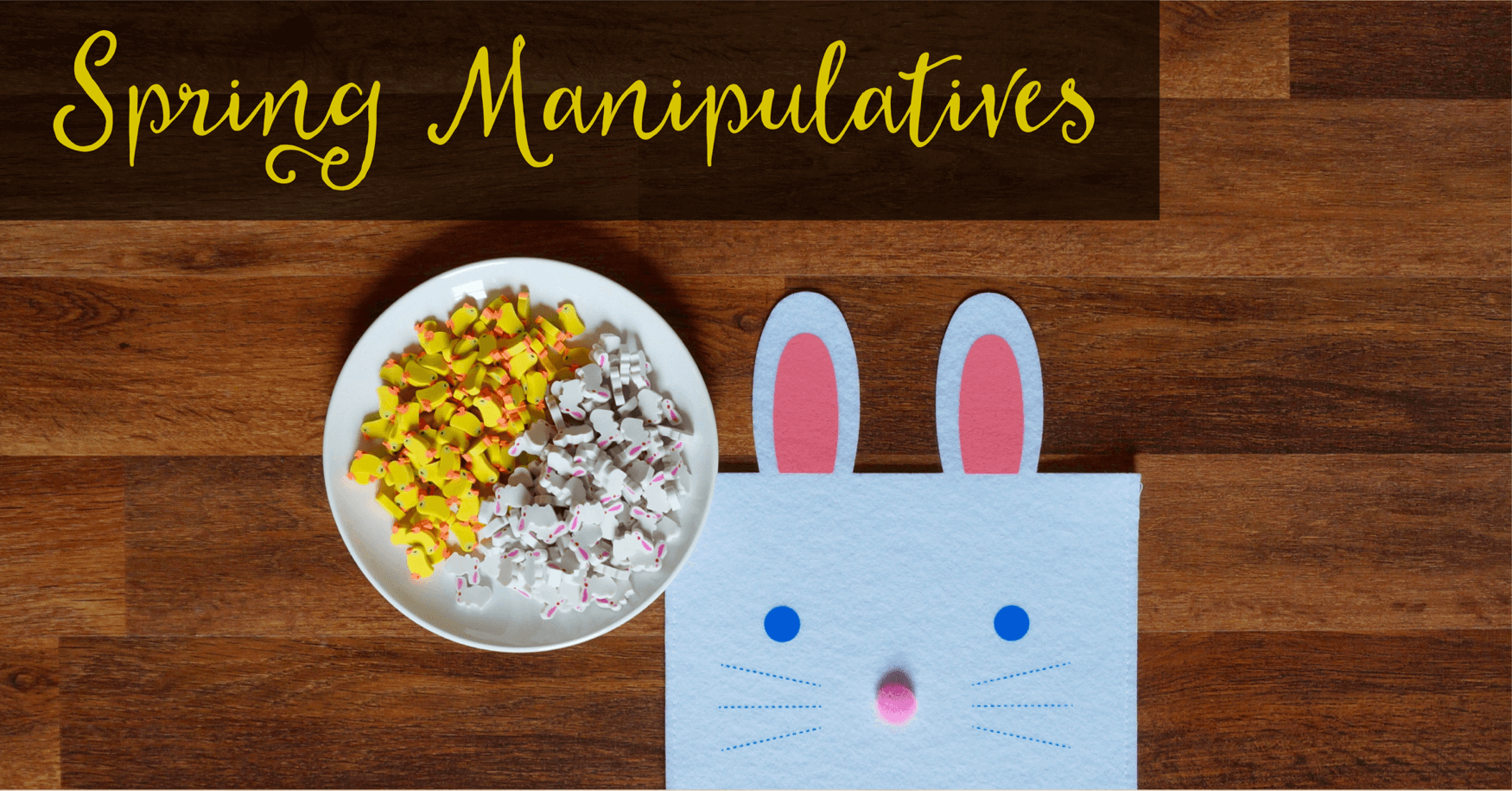 Spring Manipulatives