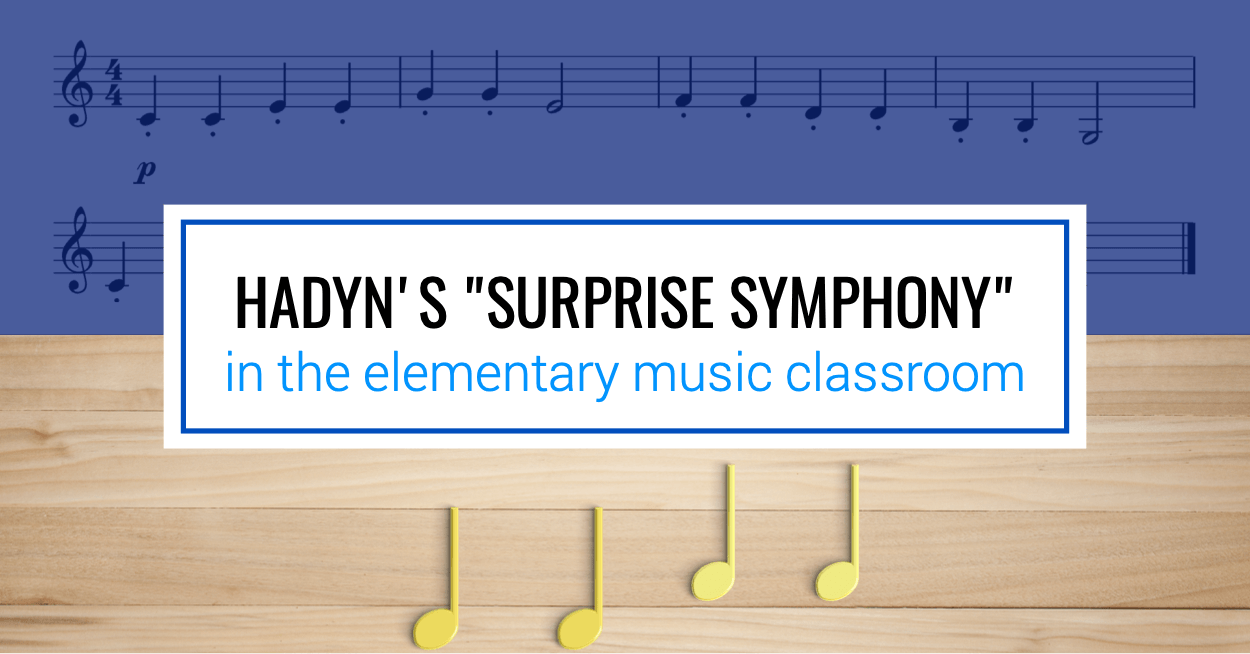 "Haydn's Symphony No. 94 in G Major: ""The Surprise Symphony"""