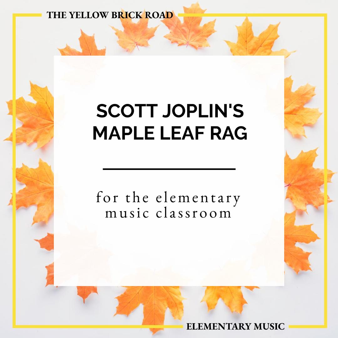 Scott Joplin's Maple Leaf Rag