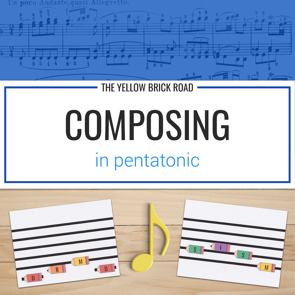 Composing in Pentatonic
