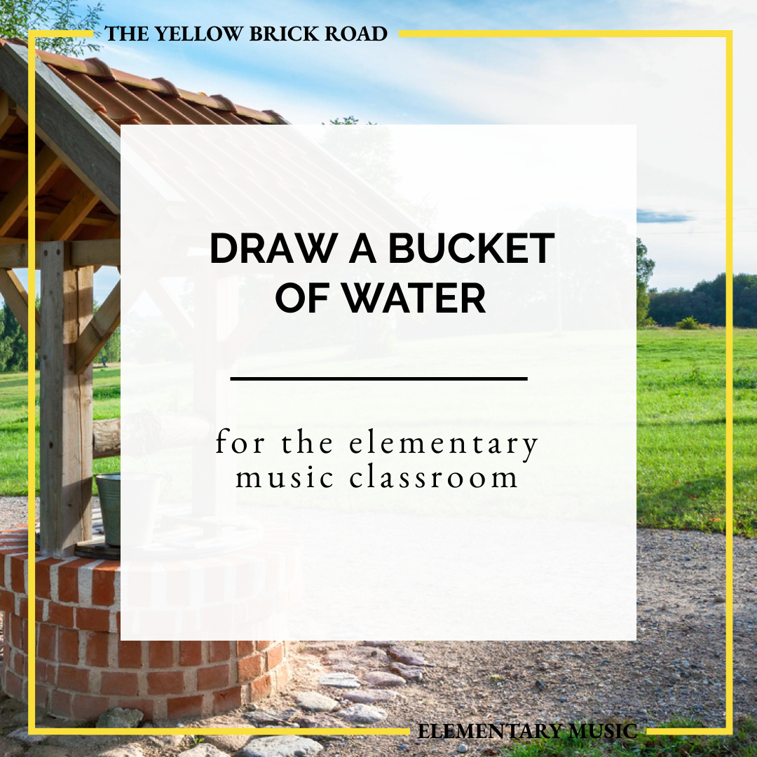 Draw a Bucket of Water