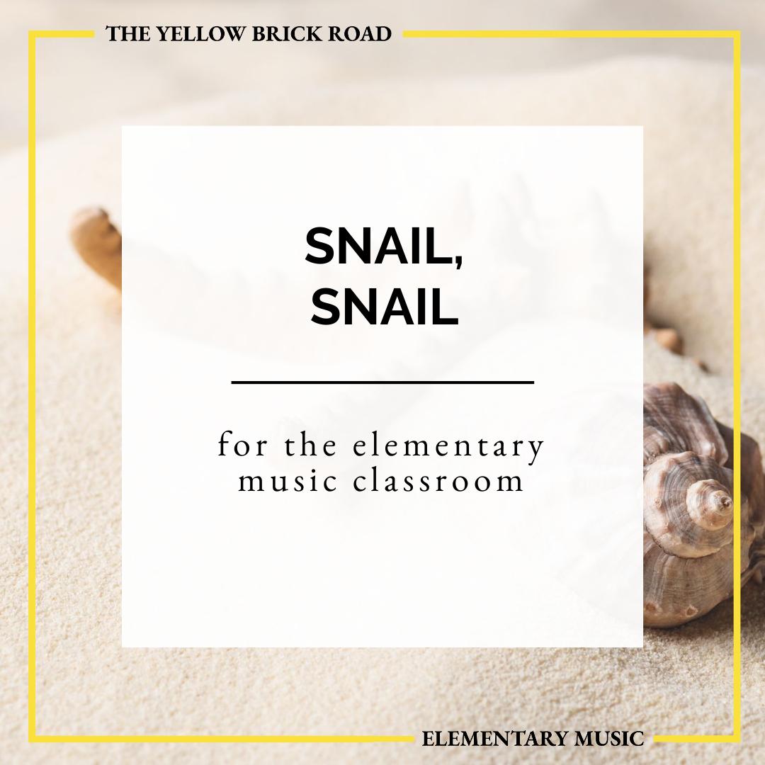 Snail, Snail