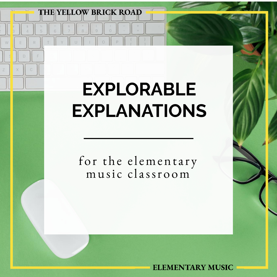 Explorable Explanations in the Middle and High School Music Classroom