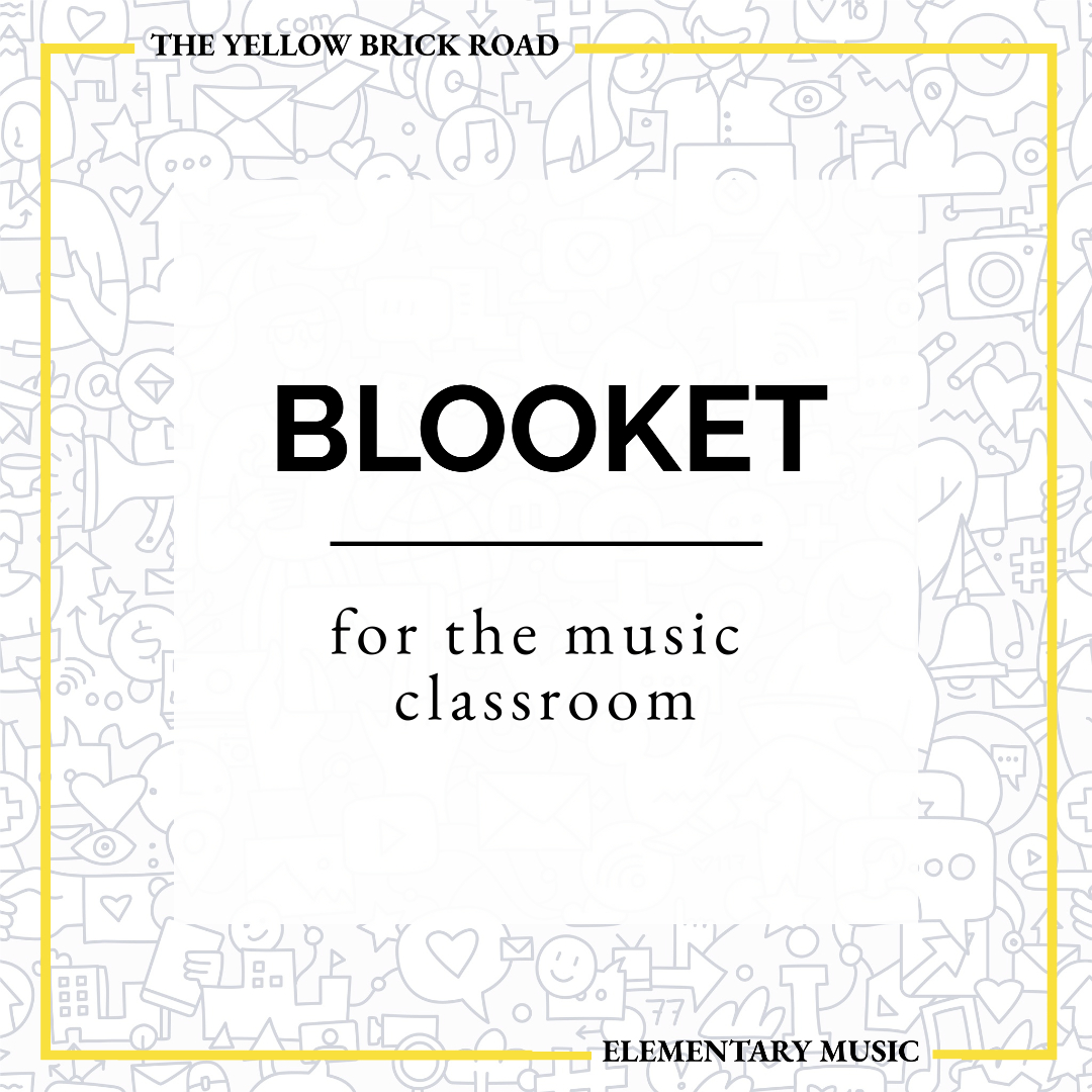 Blooket for the Elementary Music Classroom